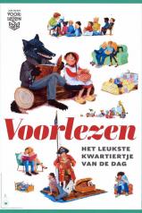 Voorlezen in Vlaanderen