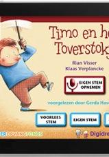 Timo en het toverstokje-app voorleesapp met Gerda Havertong